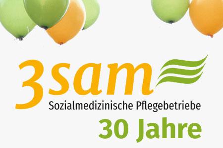 30 Jahre DREISAM – wir feiern Jubiläum!